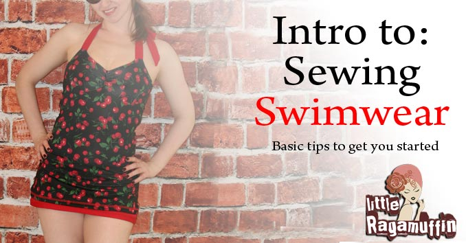 Tips and Information for Sewing Swim or Performance Knits