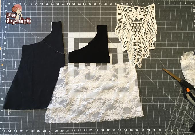 How to apply an applique to a pdf pattern diy applique tutorial