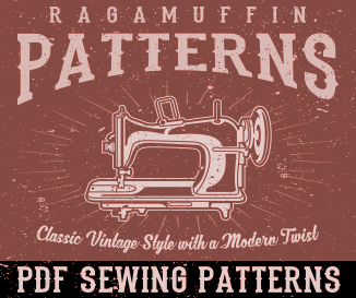 Ragamuffin PDF Sewing Patterns