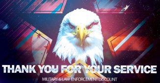 Military and Law Enforcement Discounts