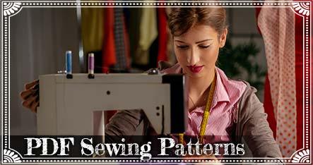 Ragamuffin Patterns - PDF Sewing Patterns